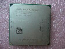 QTY 1x AMD A6-3650 2.6 GHz Quad-Core (AD3650WNZ43GX) CPU Socket FM1 NOT WORKING