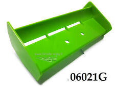 06021 RICAMBIO ALETTONE VERDE OFF ROAD BUGGY 1/10 1 PEZZO TAIL WING HIMOTO
