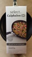 Select By Calphalon Hard-Anodized Nonstick 10 & 12-Inch Cookware Fry Pan Set