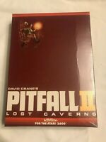 Atari 2600 Pitfall II Lost Caverns