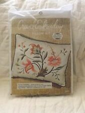 Elsa Williams Jacobean Design Crewel Embroidery Kit