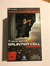 "Tom Clancy`s - Splinter Cell ""Conviction"" - Limited Collector´s Edition PC"