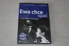 Ewa chce spać - DVD - POLISH RELEASE  ENGLISH SUBTITLES