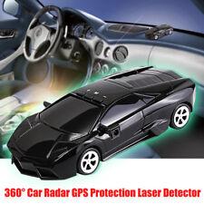 360° Car Radar GPS Protection Laser V3 Detector Speed Anti Police Voice Alert