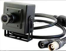 720P AHD 1/4 CMOS Mini Covert CCTV Camera Hidden Pinhole Secret ATM CCTV Camera
