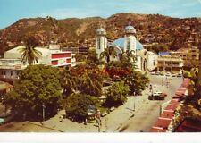 LA PLAZA ACAPULCO, GRO., MEXICO EL ZOCALO DE ACAPULCO CON SU IGLESIA
