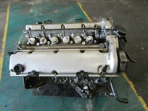 BMW 7 series E38 750 91-04 M73 5.4 V12 engine + block + cylinder head as in pics