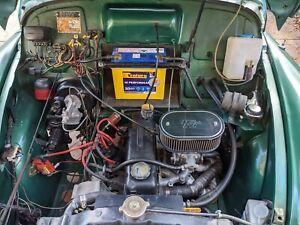 Morris Minor 1000 2 door