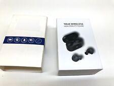 New listing True Wireless W1 Wireless Earbuds Upgraded Graphene 3D Stereo Sound