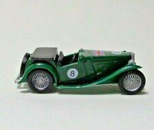 Busch 45906 MG Midget TC Racing Grün Union Jack 1/87 H0 Neu + OVP
