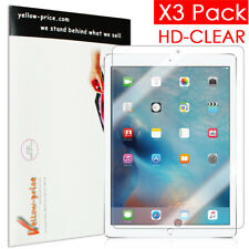 """Premium 3Pcs HD Clear Screen Protector Guard Cover for New iPad 9.7"""" 6th 5th"""