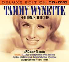 Tammy Wynette The Ultimate Collection (Deluxe Edition CD/DVD) 2017