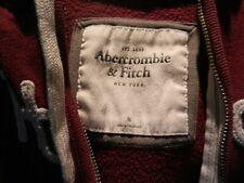Mens Abercrombie Zip Up Hoody Medium