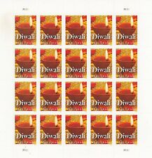 Scott# 5142 DIWALI 2016 MNH SHEET of 20 SELF-ADH FOREVER STAMPS FREE SHIPPING