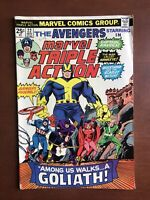 Marvel Triple Action #22 (1974) 6.5 FN Bronze Age Comic Book Avengers Thor