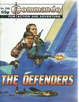 THE DEFENDERS,COMMANDO FOR ACTION AND ADVENTURE,NO.3260,WAR COMIC,1999
