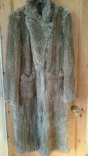 (OPEN TO OFFERS) METEO YVES SALOMON FUR COAT FRANCE 36 UK 8 -10 - COST £1,700
