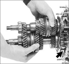 TOYOTA LANDCRUISER GEARBOX TRANSMISSION R151F WORKSHOP REPAIR MANUAL