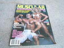 JUNE 1990 MD MUSCULAR DEVELOPMENT bodybuilding magazine SHAWN RAY