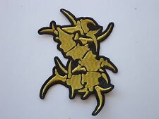 SEPULTURA TRIBAL EMBROIDERED PATCH