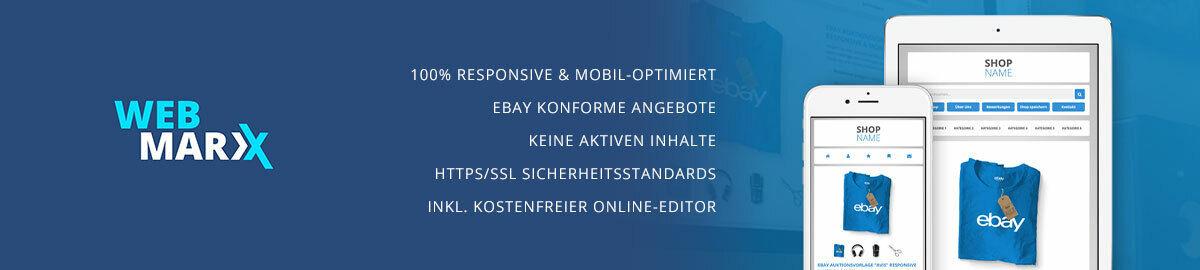 eBay Vorlagen & HTML Templates
