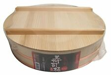 Tachibana container hangiri 42cm lid Free Shipping with Tracking# New from Japan