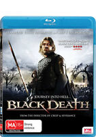 Black Death (Blu-ray) Action Journey into Hell [Region B] NEW/SEALED