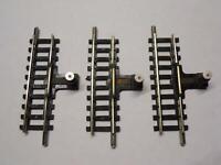 MINITRIX 14979 / 4979 Kontaktgleis 50,0mm 3 Stück (34793)