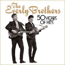 The Everly Brothers : 50 Years of Hits CD (2009) ***NEW***