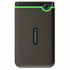 1TB Transcend StoreJet 25M3 USB3.1 Slim Portable Hard Drive Shock-Resistant