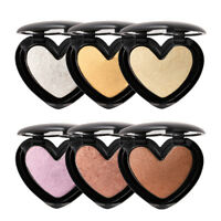 Makeup Bronzer Highlighter Shimmer Powder Face Contouring Palette Cosmetic Tool