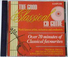 The Belart Sampler - The Good Classical CD Guide 1993 CD