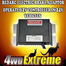 ADAPTOR REDARC EB24A 12V TO 24V BRAKE CONTROLLER TRUCK ELECTRIC BRAKES MOTORHOME