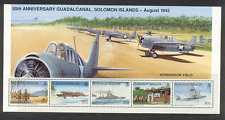 Solomons 1992 Military Aviation/Planes/Ships/Catalina/WWII/Battle 5v m/s (s4192)