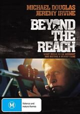 Beyond The Reach (Dvd) Thriller Movie Michael Douglas, Jeremy Irvine Film