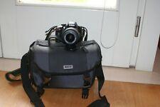 NIKON D3200 FOTOCAMERA REFLEX DIGITALE + OBIETTIVO NIKON 18-55mm + borsa + sd