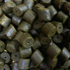 2.5kg FISH BAIT BLACK drill Halibut Pellets, SIZE 14mm, Fishing FREEPOST