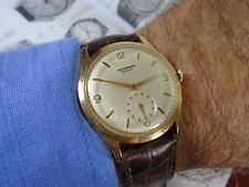 Relógio Universal Geneve Ouro Maciço 18 K 0,750