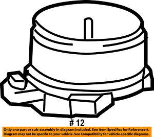 CHRYSLER Factory OEM HVAC Heater AC Blower Motor Assembly 68048905AB