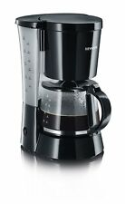 NEW Severin KA 4479 freestanding Drip coffee maker 10cups Black coffee maker