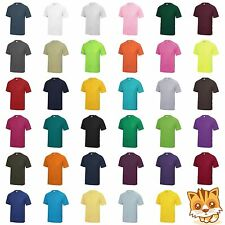 AWDis Cool Tee T Shirt Running Casual Sports Gym JC001 XS-5XL Mens Breathable