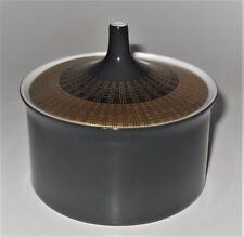 Rosenthal Studio Line Linie, PALAIS, Gold Boxes & Lines, Sugar Bowl w/ Lid