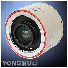 Yongnuo YN-2.0X III Teleconverter Auto Focus Mount Lens for Canon EOS EF Lens