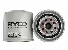 Ryco Oil Filter Z89A - FOR FORD FALCON AU NAVARA TOYOTA PASSAT VOLVO BOX OF 4