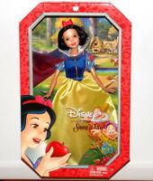 "NEW Disney Princess Snow White Signature Collection 12"" Barbie Doll 2013 Figure"