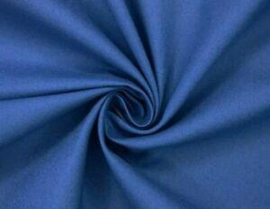 handmade dog bandana royal blue