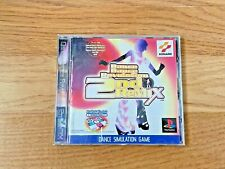 Dance Dance Revolution 2nd Remix PlayStation NTSC-J JP Import
