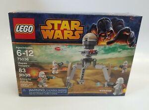 LEGO Star Wars 75036 Utapau Troopers Set New Sealed Retired Rare
