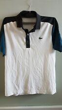 Lacoste Herren Polo Kurzarm Shirt / Weiß Gr.S / AD010