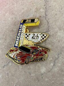 Pin's Ferrari